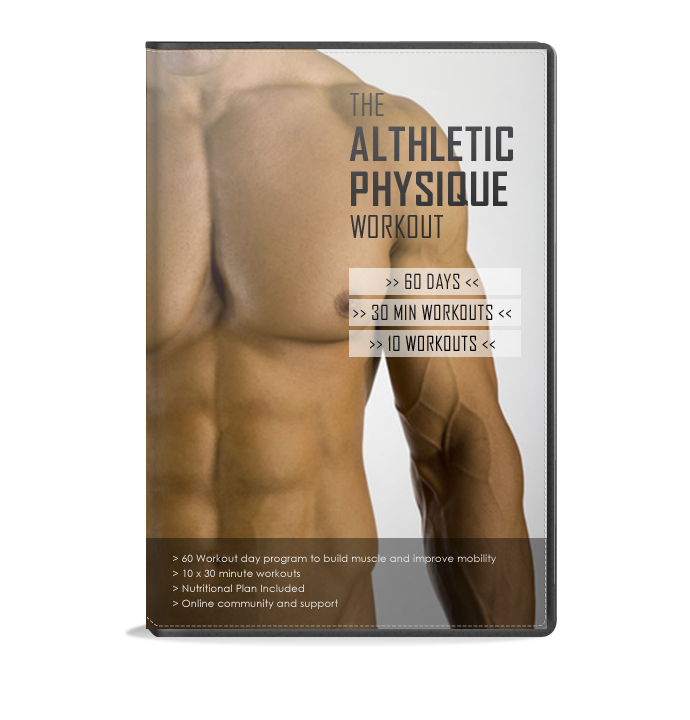 Sweatlife Fitness Video Production - Athletic Physique